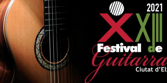 Festiva guitarra Elx