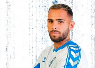 El Hércules anuncia la cesión del delantero del Tenerife Elliot Gómez