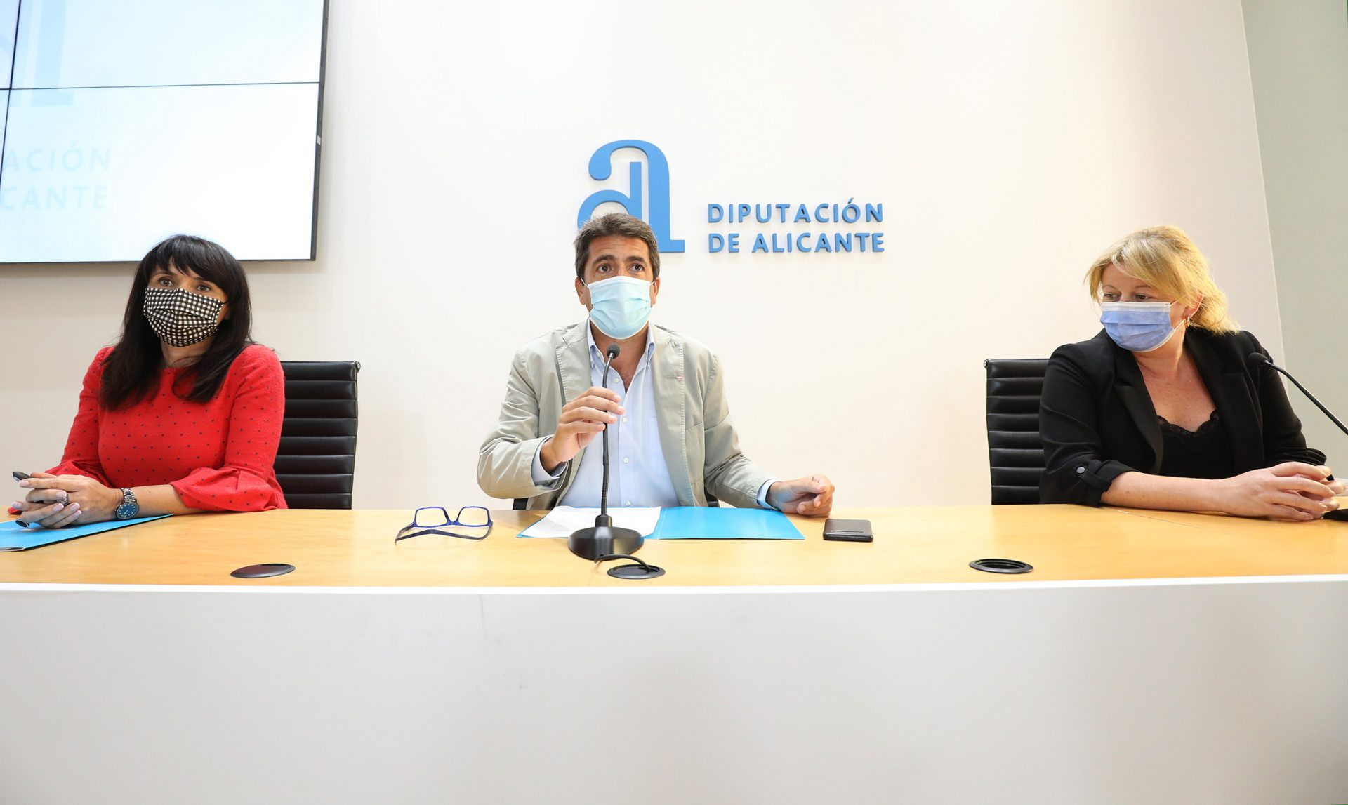 Ana Serna, nueva portavoz del equipo de Gobierno de la Diputación de Alicante