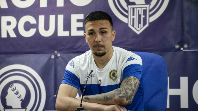 """Adri López: """"Hay que intentar ganar sin sufrir tanto"""""""