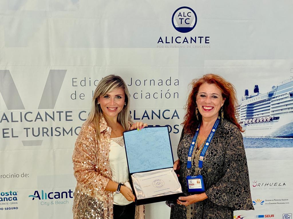 La CEFAPIT reconoce el castillo de Santa Bárbara como un referente turístico