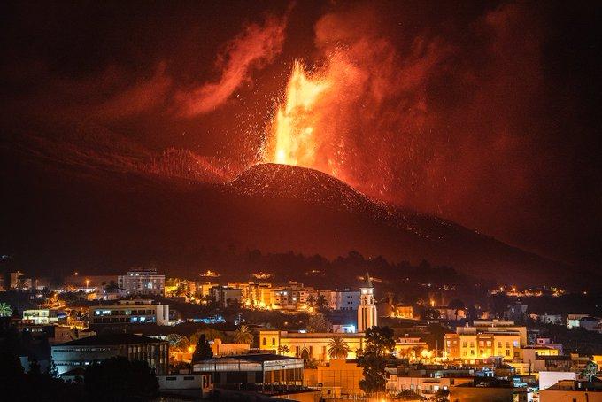 Benidorm moviliza 15.000 euros de ayuda para los damnificados de La Palma
