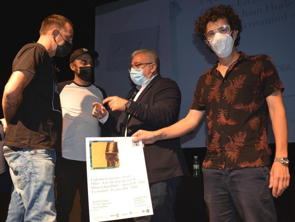 Cultura sube a 15.000 euros su aportación al festival de música electrónica ENSO