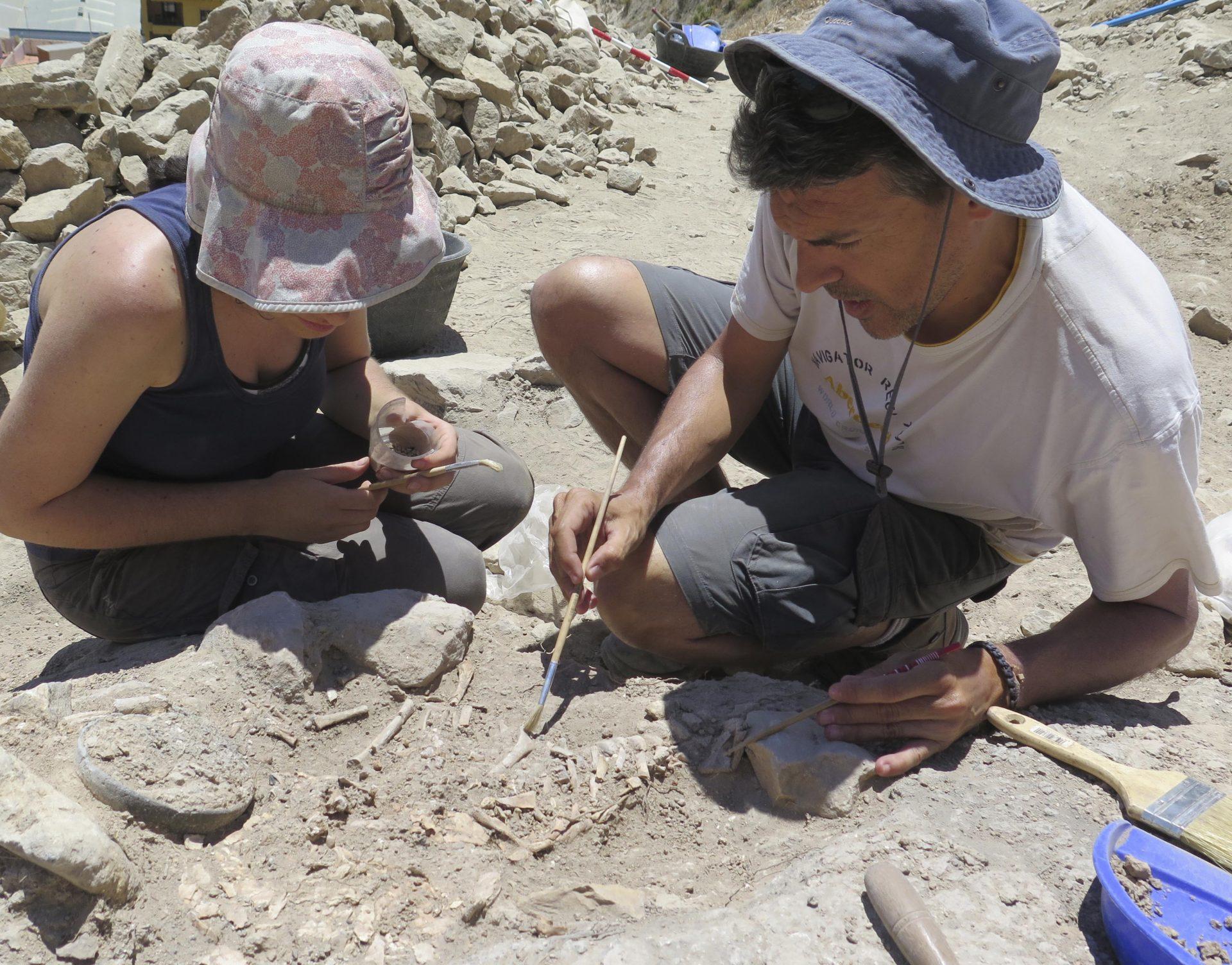 MARQ finaliza las excavaciones de Laderas del Castillo tras nueve años y una inversión de 140.000 euros