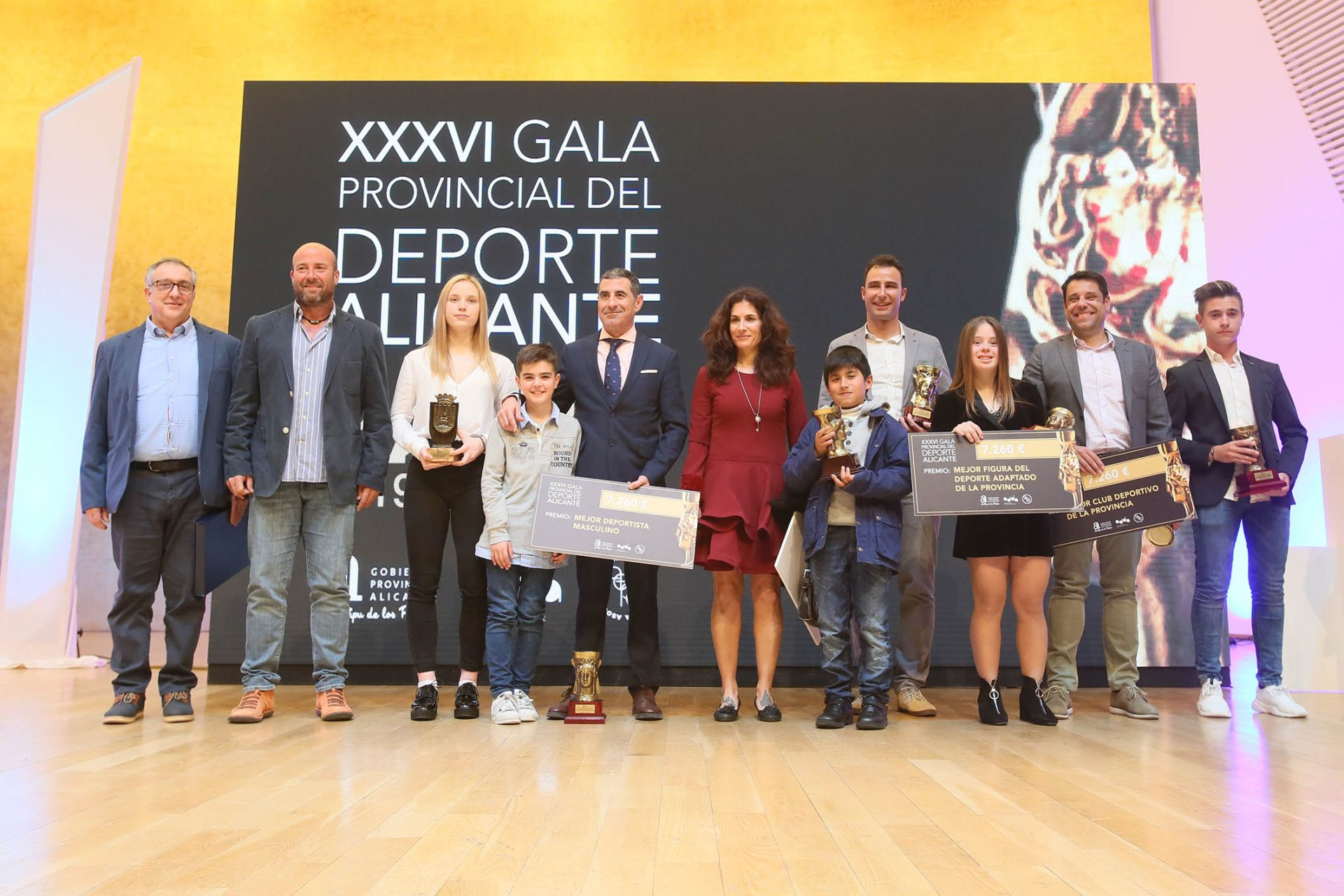 El ADDA acogerá  la Gala de Entrega de los Premios Provinciales del Deporte
