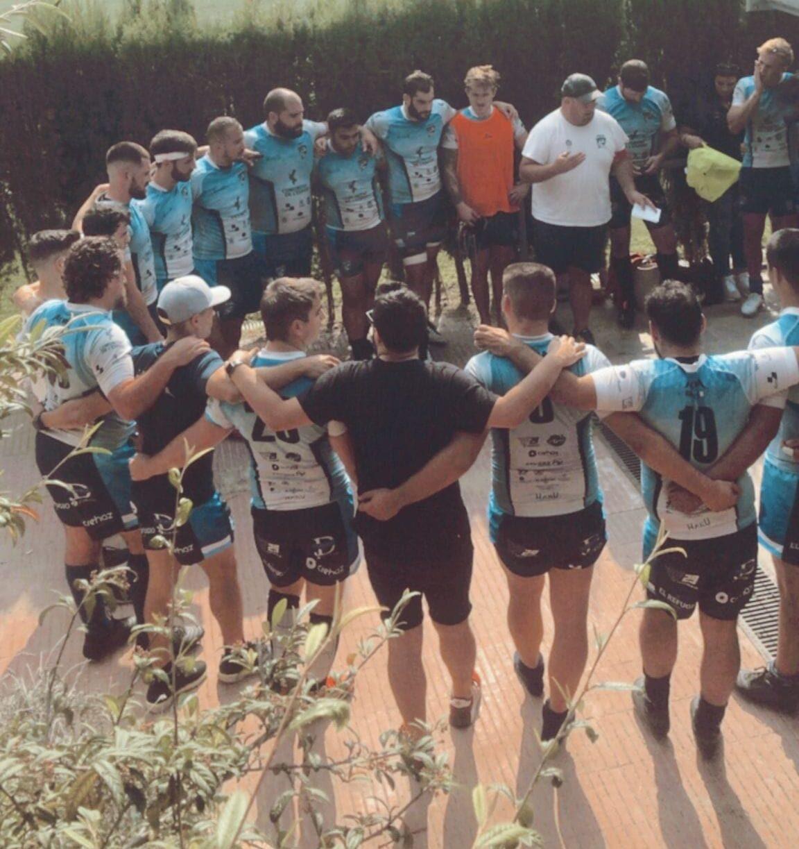 Victoria del Akra Rugby por 10-23 contra el Gotics