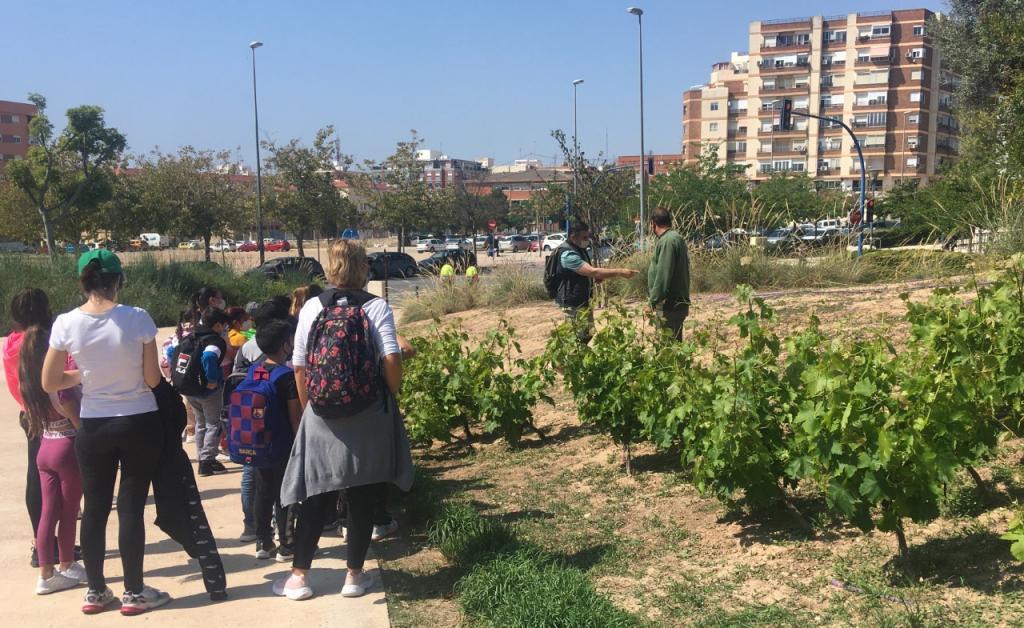 Un total de 60 centros participan en el programa de educación ambiental del ayuntamiento